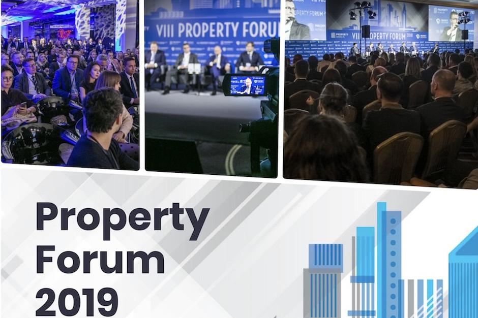 Ruszyła rejestracja na Property Forum 2019