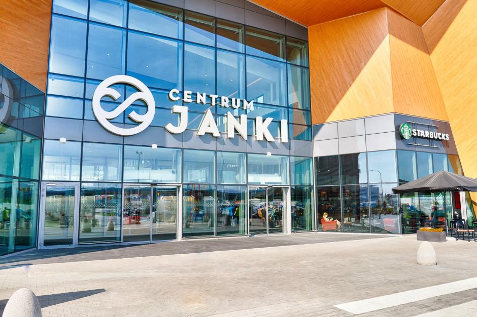 Centrum Janki z nowymi najemcami