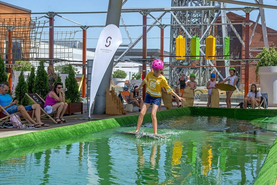 Warsztaty dla dzieci w Silesia Summer Park