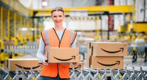 Amazon Polska o nowych inwestycjach: technologia ma przede wszystkim odciążać pracowników