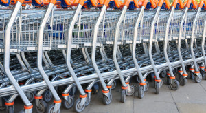 Sprzedaż detaliczna w lutym wzrosła o 3 proc. rdr