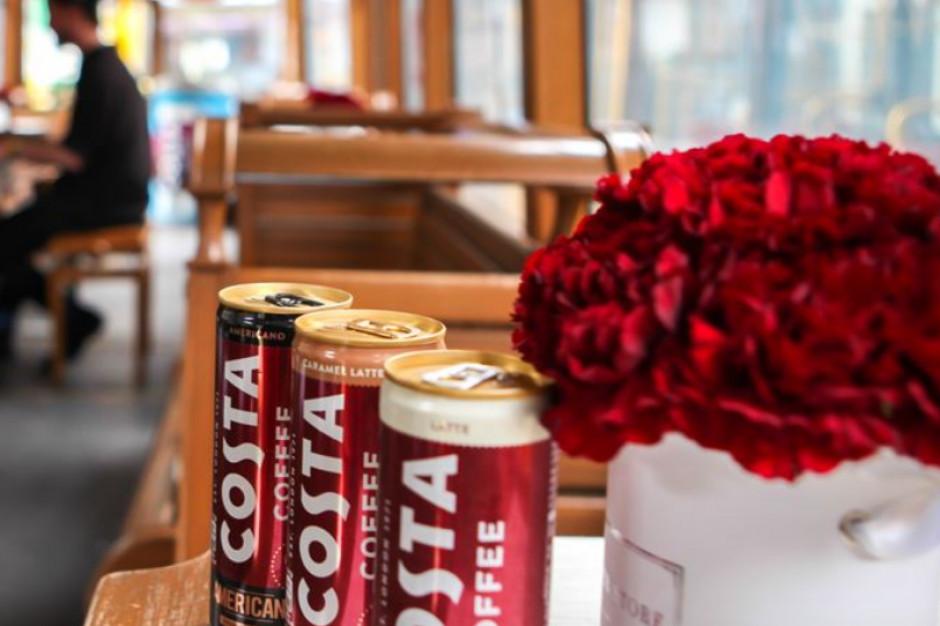 Costa Coffee w nowej roli