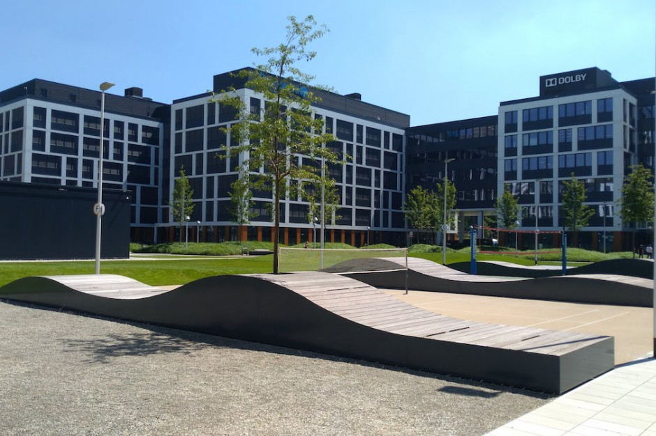 Nowy etap Business Garden Wrocław gotowy na przyjęcie najemców