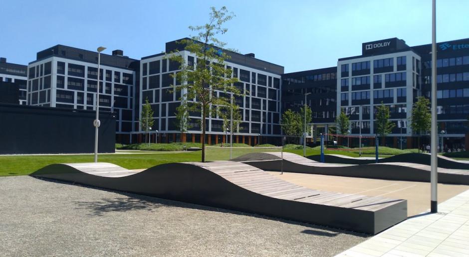 Nowy właściciel i nowy zarządca w biurowcach Wrocław Business Garden