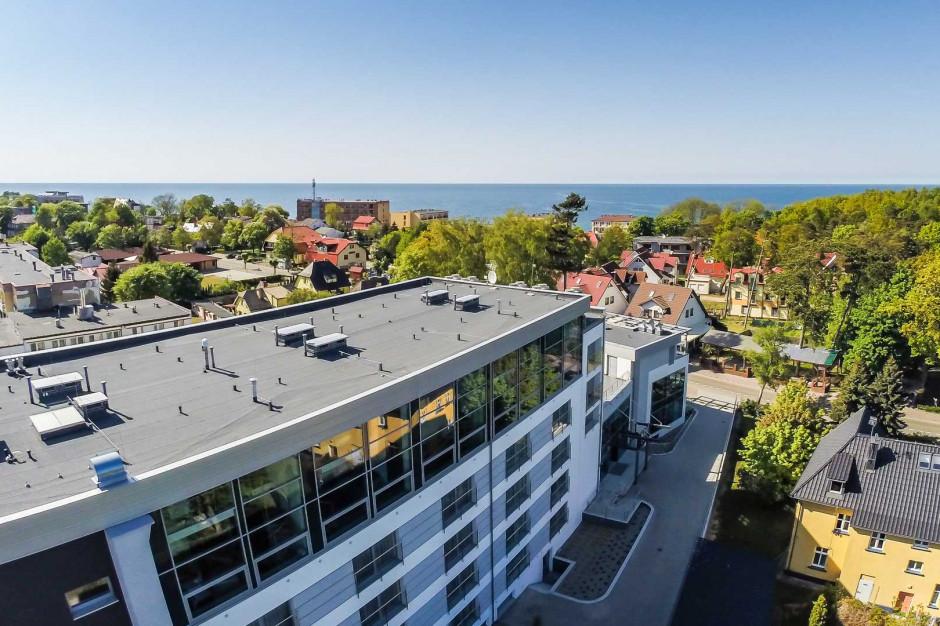 Condo Hotel SKAL: wypoczynek w Ustroniu Morskim