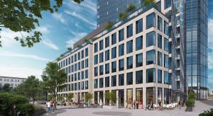 Polski bank państwowy wybiera najwyższy biurowiec w Warszawie