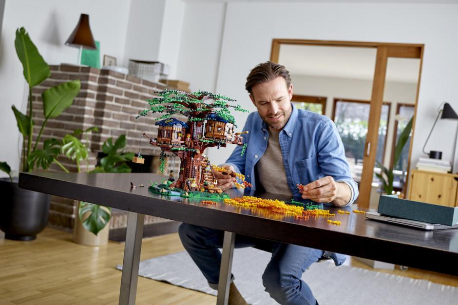 LEGO też chce być eko