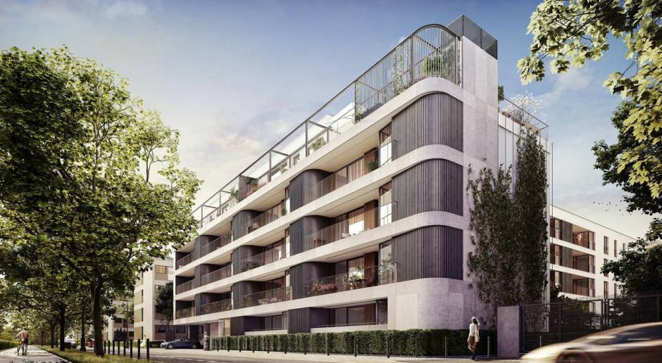 Rezydencja Łazienki Park: mieszkania premium z widokiem