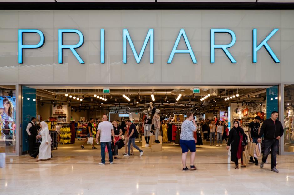 Primark anuluje zamówienia u dostawców