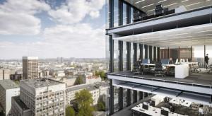 Biura serwisowane w najwyższym budynku Hi Piotrkowska 155