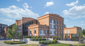 Orbis i Inter-Bud w wyjątkowym miejscu. Mercure Kraków Fabryczna City przyjmie gości w 2021 roku