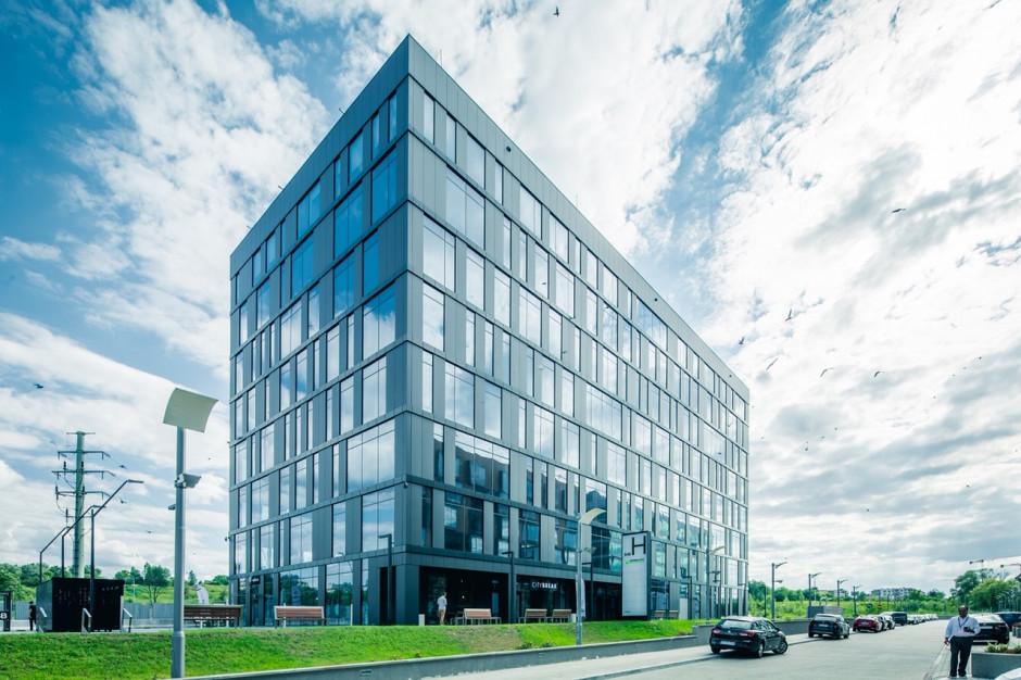 Nowy biurowiec w Bonarka for Business oddany do użytku