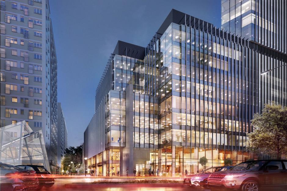 Skyline stolicy zyska nowy budynek. PHN pokazał flagową inwestycję