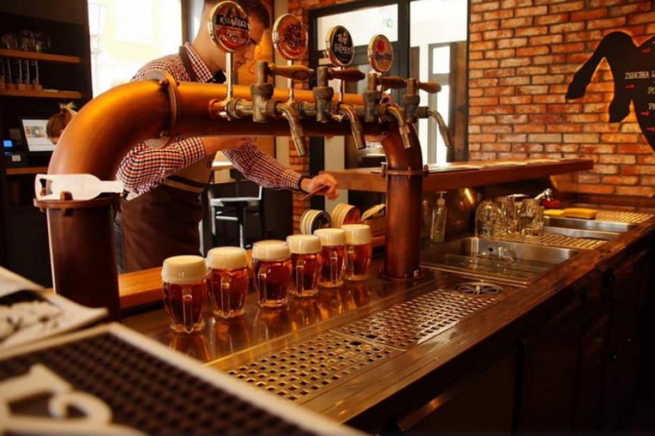 Kompania Piwowarska stawia na restauracje