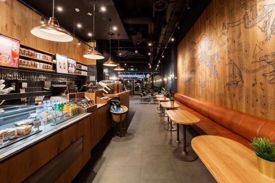 Starbucks w Galerii Północnej, mat.pras.