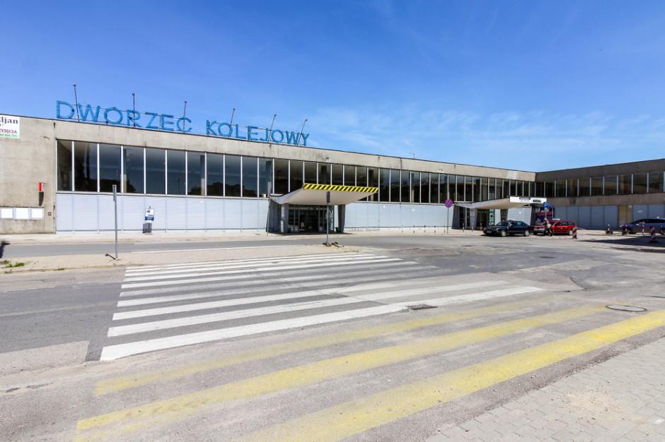 Dworzec w Olsztynie nie będzie zabytkiem. Decyzja ministra otwiera drogę do nowej inwestycji