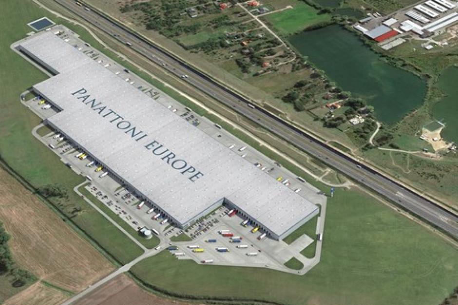 Panattoni startuje z największą inwestycją w rejonie warszawskim. Lokalizacja nie jest przypadkowa
