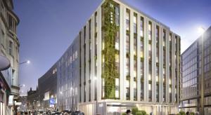 Ruszyła budowa Hotel Mercure Katowice City Center
