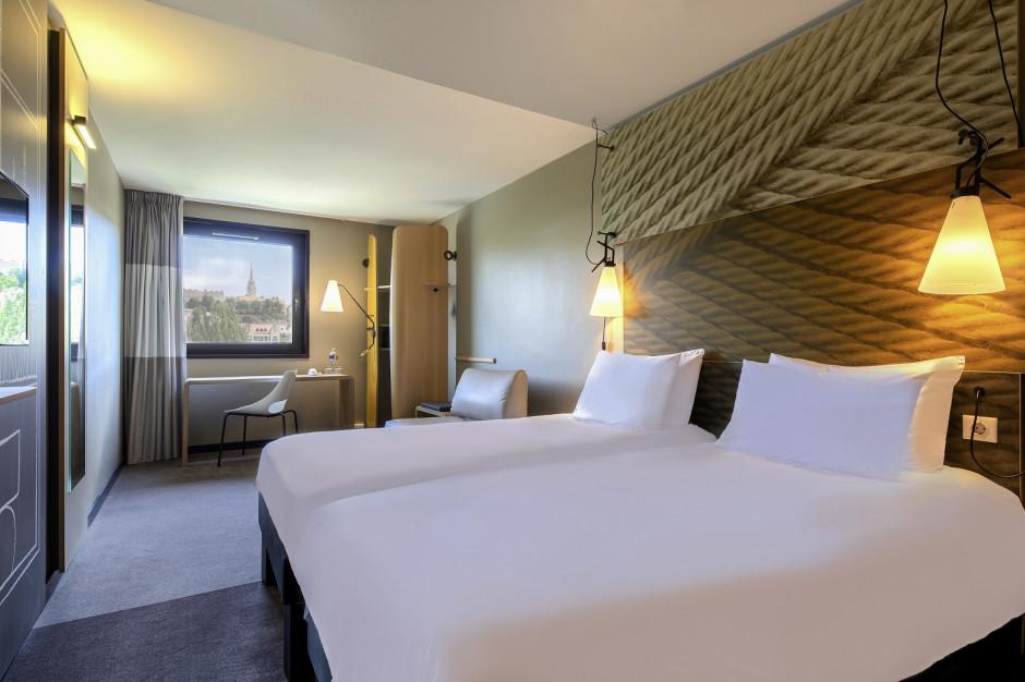 Hotel Na Wzgórzu W Nowej Odsłonie Marki Mercure I Ibis W