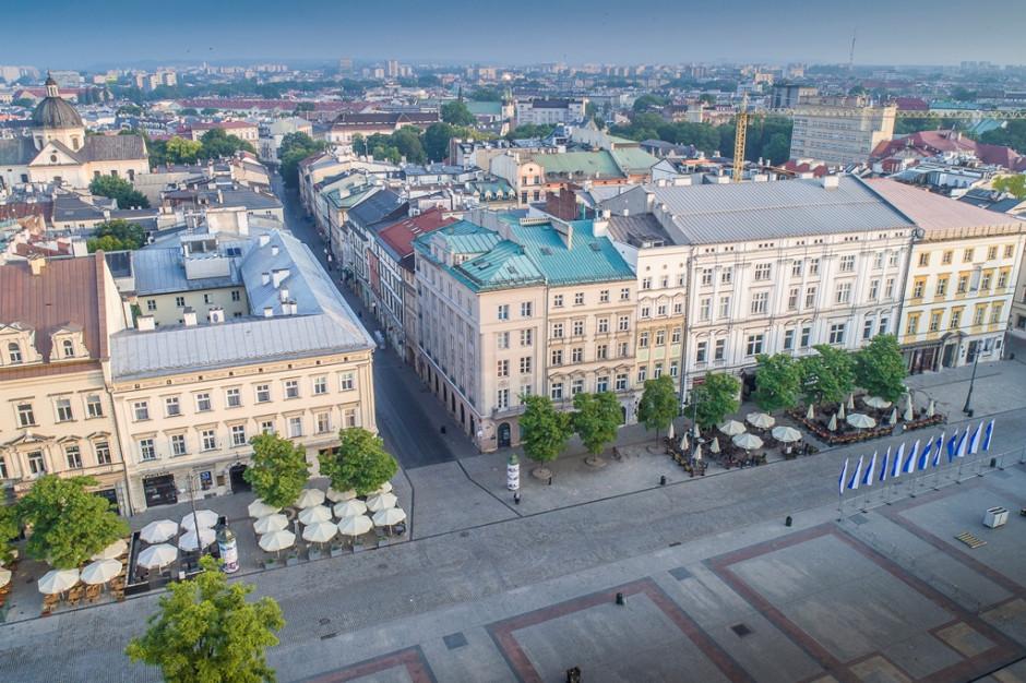 Zabytkowa kamienica na krakowskim Rynku na sprzedaż. Cena wywoławcza? 40 mln zł