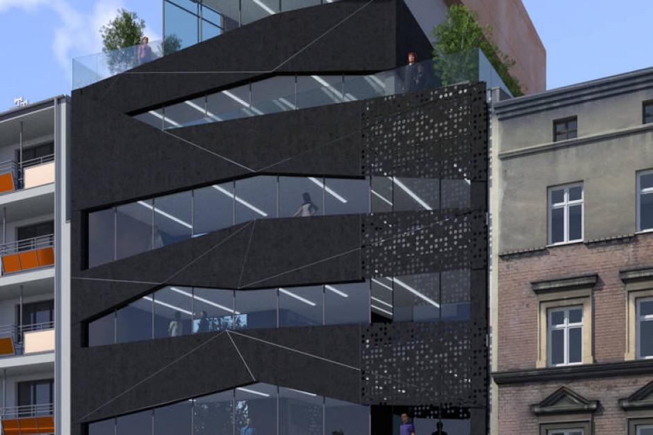 W Katowicach powstanie futurystyczny biurowiec plomba
