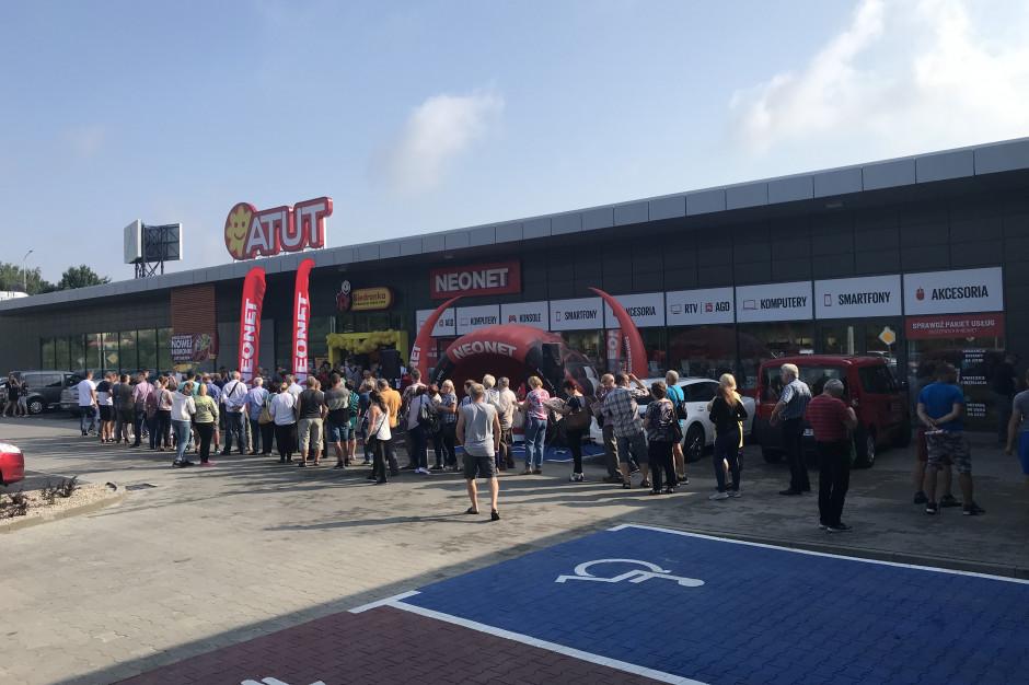 KG Group otworzyło nowe centrum Atut w Bełchatowie