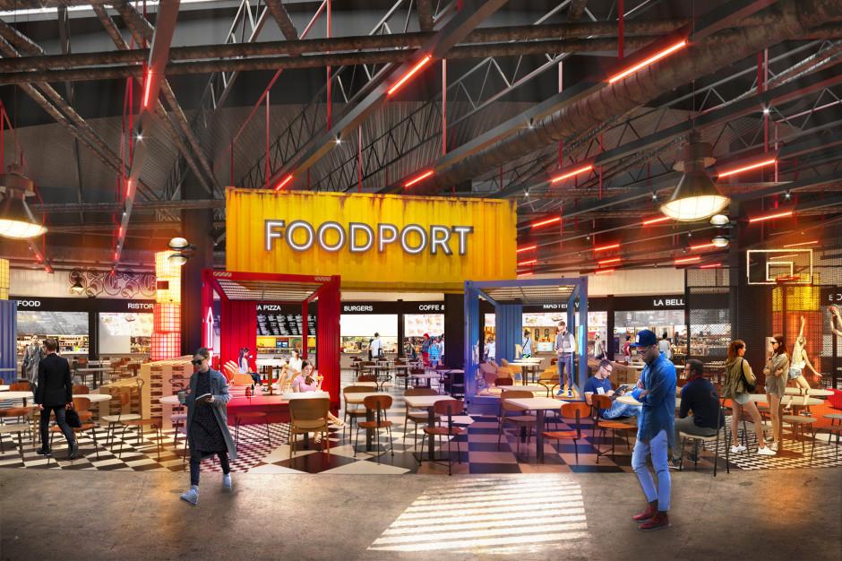 Foodport Zamiast Foodcourtu Galaxy W Szczecinie Zyska Nową