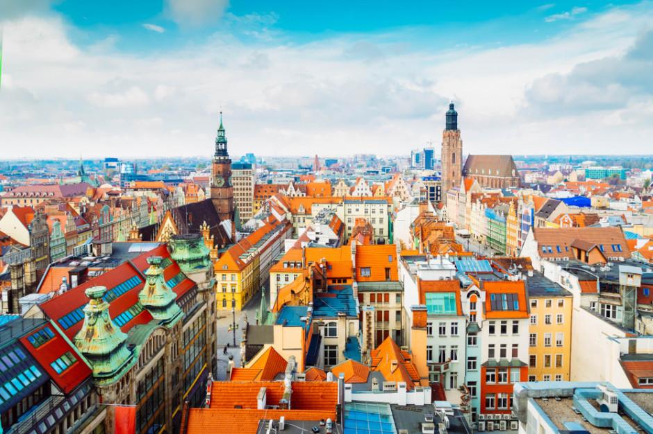 Wrocław goni Warszawę w wyścigu po inwestorów
