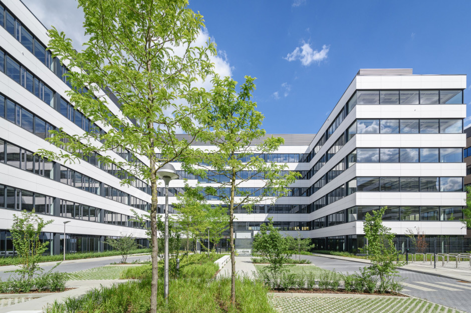 Budynki poznańskiego Business Garden otrzymały certyfikat LEED Platinum