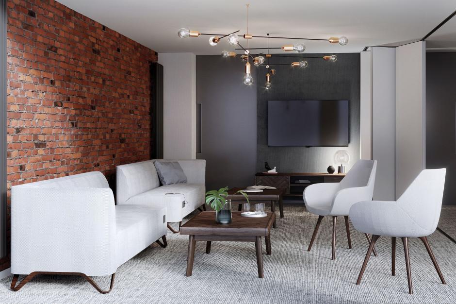 NDI Development prezentuje wnętrza apartementów Chlebova w dawnej fabryce chleba