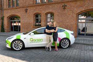 Qarson przetestuje swój pop-up store w Młocinach