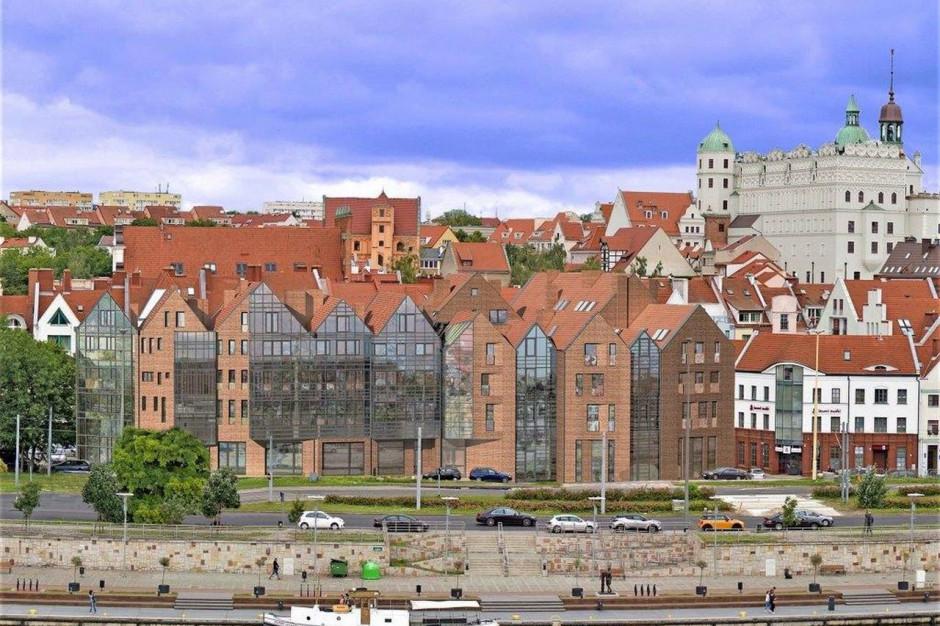 Wielka Odrzańska: apartamenty condo z widokiem na Odrę