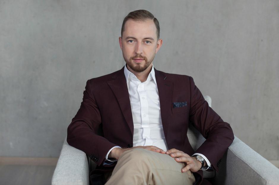 Nowy członek zarządu HB Reavis Poland