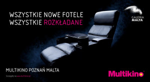 Galeria Malta ma zmodernizowane Multikino