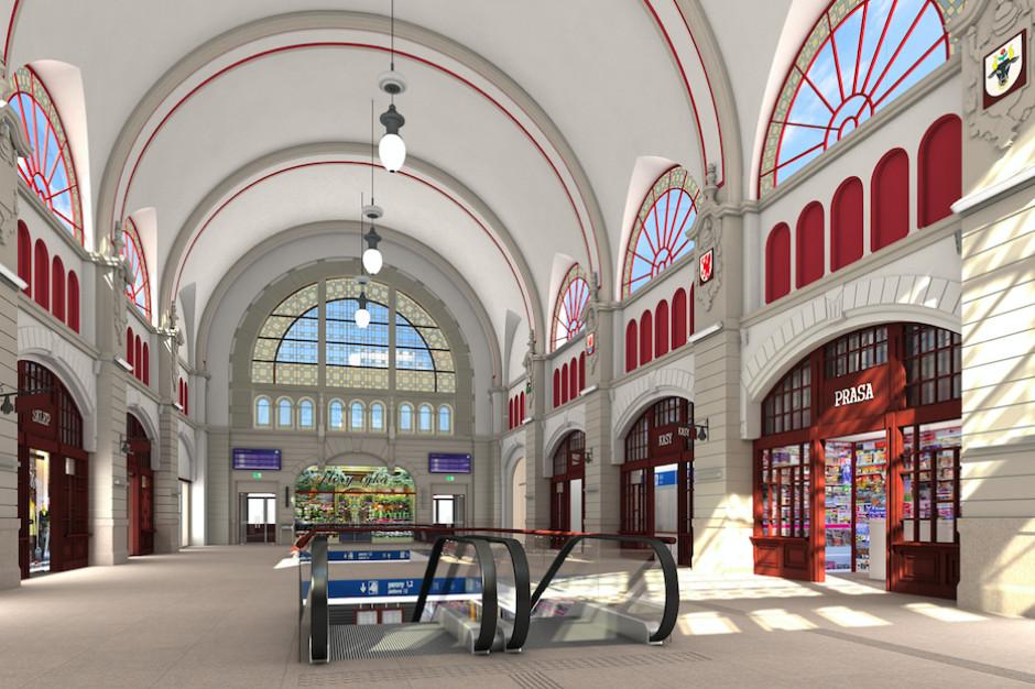 Transakcja za 100 mln zł. Mostostal przebuduje zabytkowy dworzec w Gdańsku