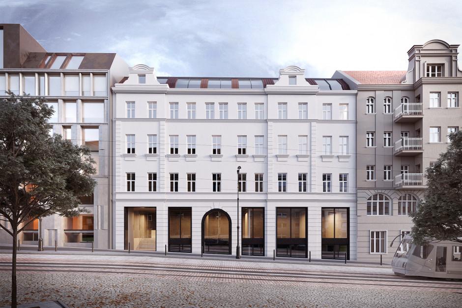 Apartamenty w przedwojennej kamienicy w Poznaniu. Prace nad Saint Martin Residences ruszają wkrótce