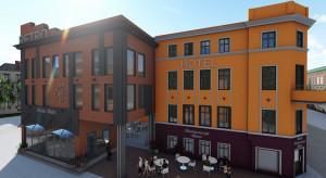 Rozbudowa hotelu przy dworcu PKP w Zielonej Górze