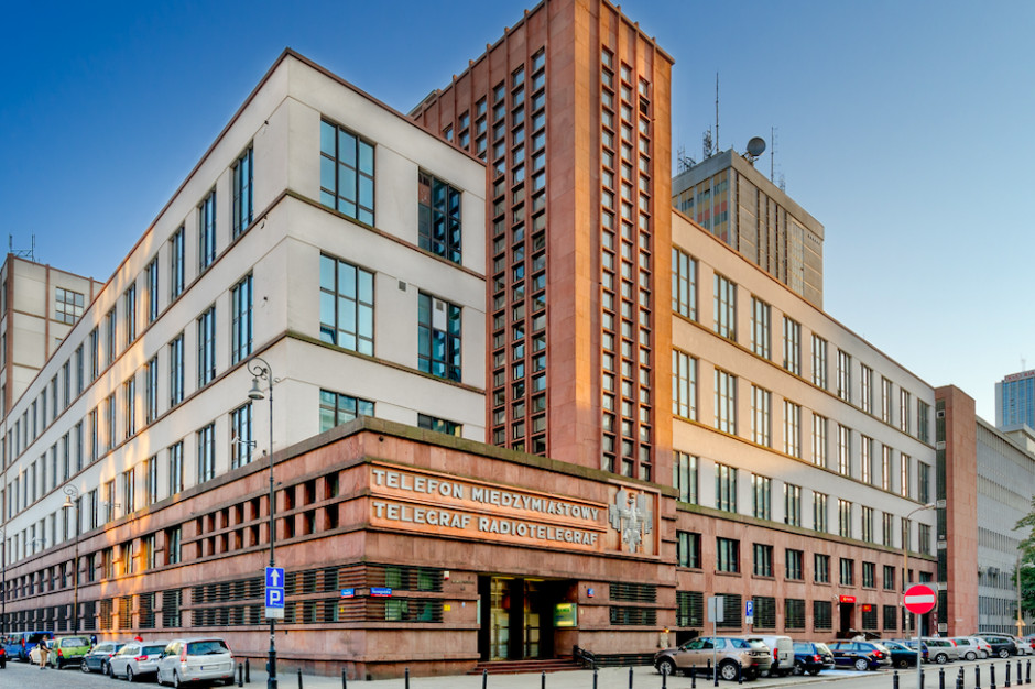 Orange sprzedaje za ponad 80 mln euro kompleks w centrum Warszawy