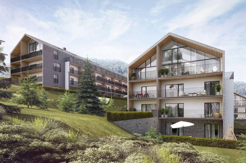 IzerSKI Resort: apartamenty z widokiem na góry
