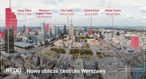 Jak rośnie Warszawa? Wkrótce będzie