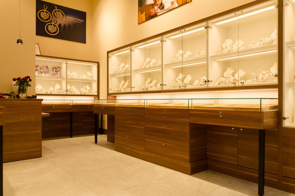 Nowy salon z biżuterią w Manufakturze