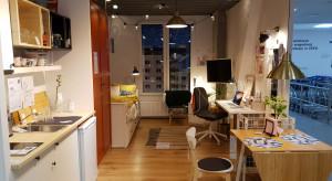 Pokój akademika LivinnX od kulis w IKEA Kraków