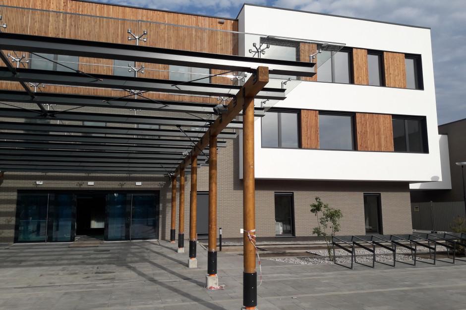 Budimex kończy w Markach budowę wyjątkowego obiektu