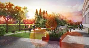 Liebrecht & wooD odnawia Flanders Business Park. Będzie więcej zieleni i stref relaksu