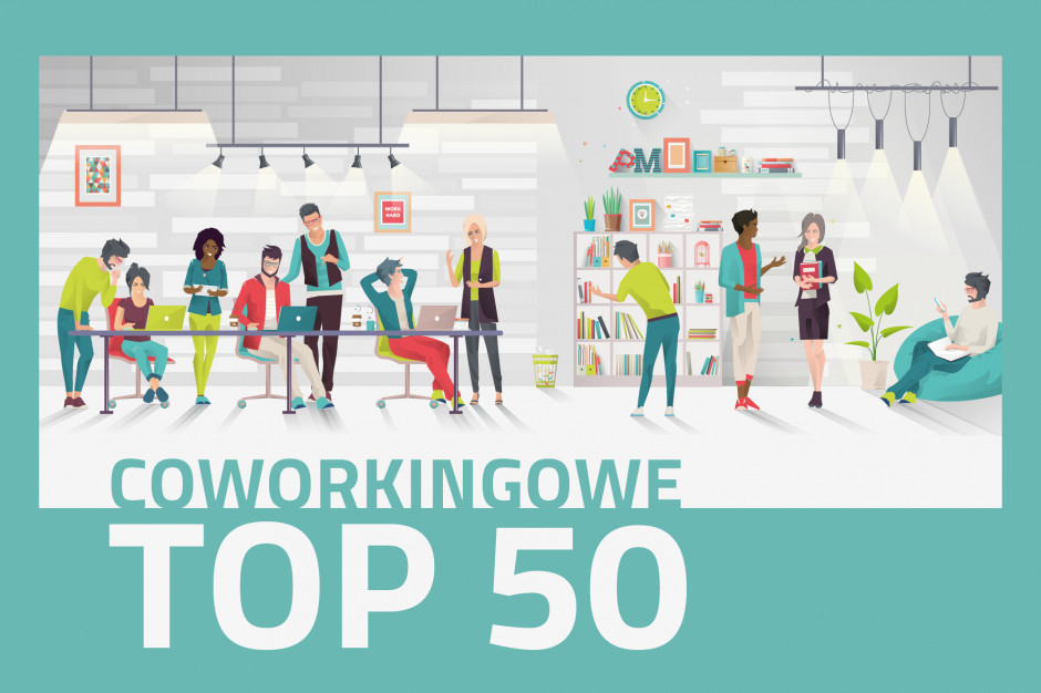 Coworking w Polsce – premiera unikalnego raportu na Property Forum 2019