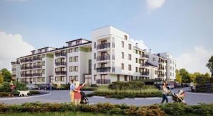 Słoneczne Miasteczko IX: rośnie kolejny etap krakowskiej inwestycji Develia