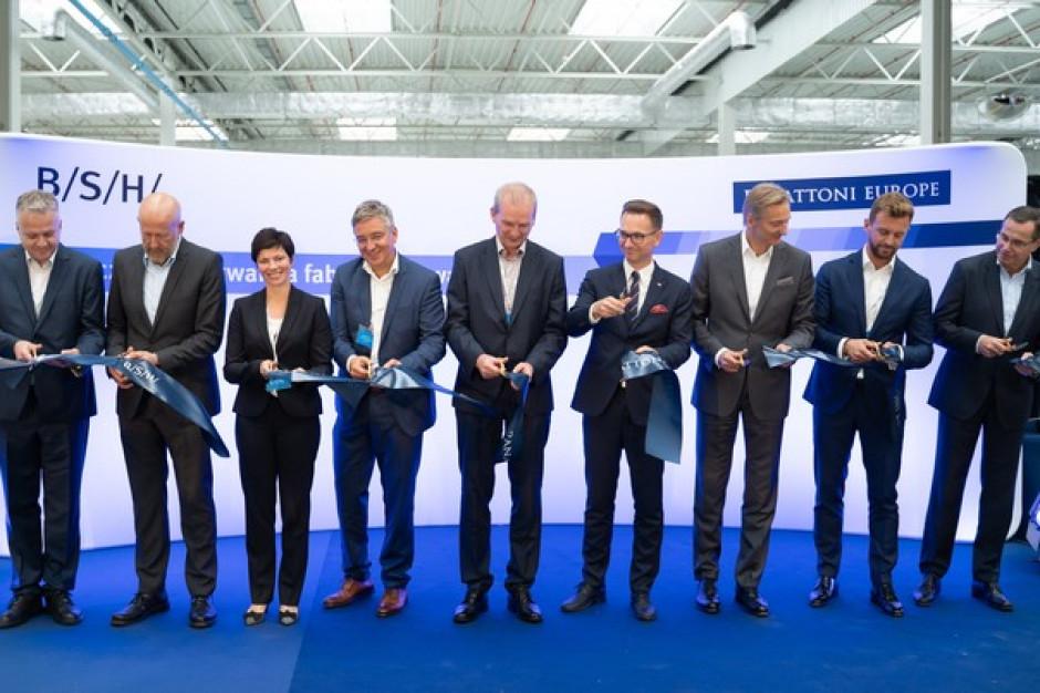 Panattoni otwiera największy zakład produkcyjny AGD w Europie
