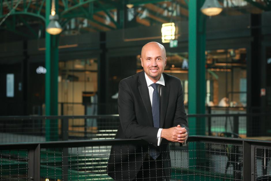 Globalworth Poland z nowym szefem działu technicznego