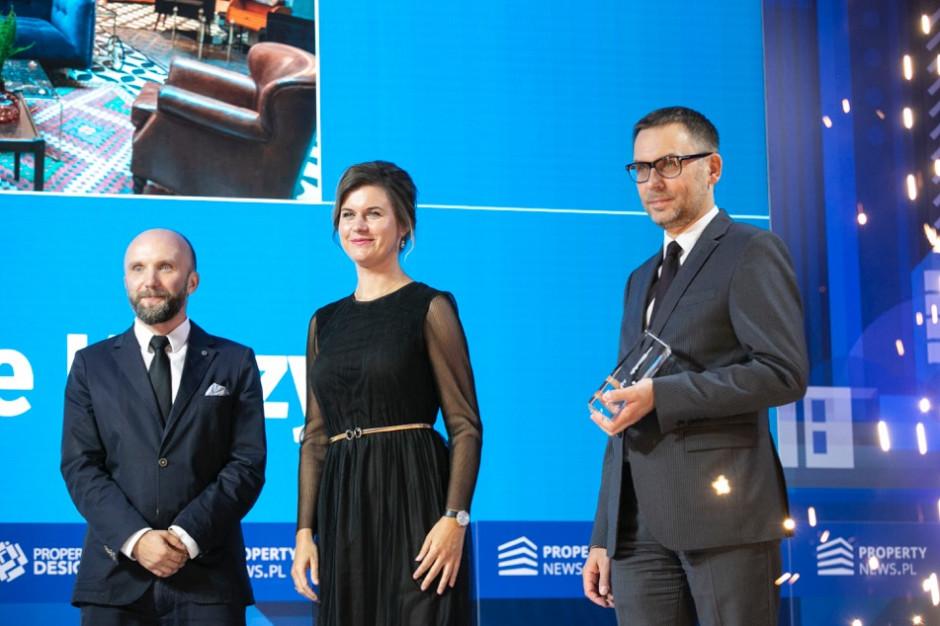 Robert Posytek, Małgorzata Burzec-Lewandowska, Wojciech Kuśpik, Prime Property Prize 2019