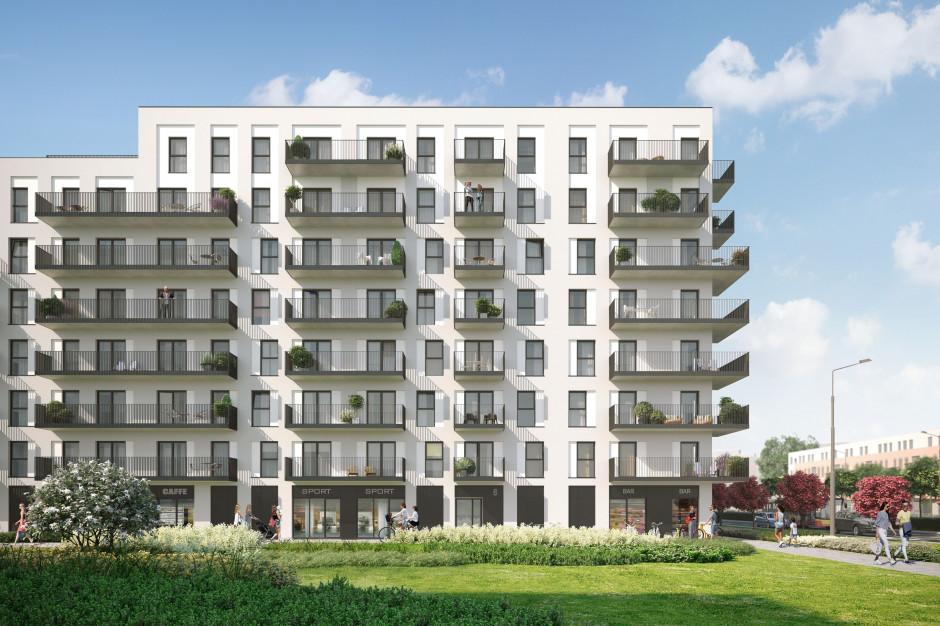 Mieszkania, lokale usługowe, aparthotel: i2 Development rozpoczyna sprzedaż Armii Krajowej 7
